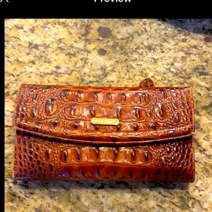 Brahmin wallet
